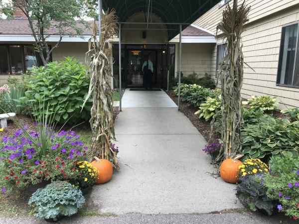 Fall 2018 decorations